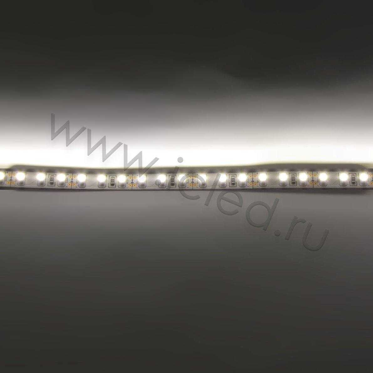 Светодиодная лента Standart PRO class, 3528, 120 led/m, Warm White, 12V, IP33
