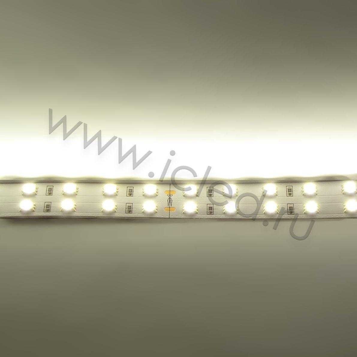 Светодиодная лента Standart PRO class, 5050, 120 led/m, Warm White, 24V, IP33