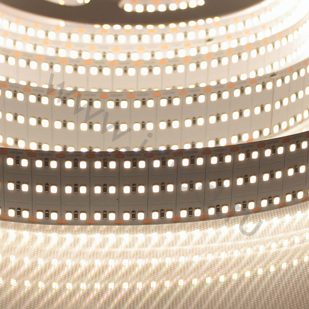 Светодиодная лента LUX class, 2835, 480led/m, day white, 24V, IP20, CRI>90, X08